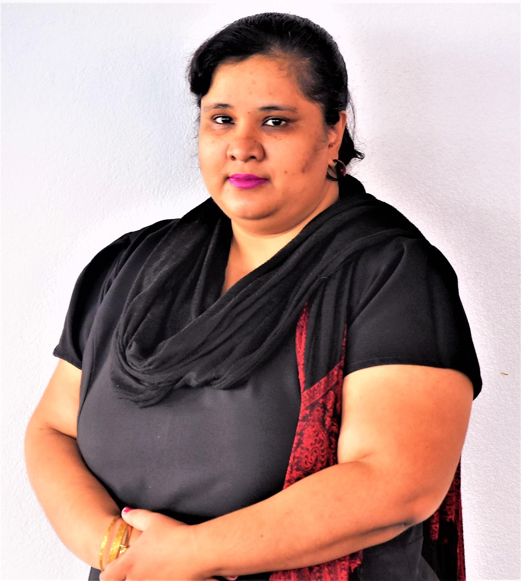 Ms Raveena Kumar